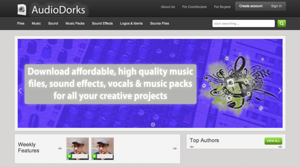 AudioDorks
