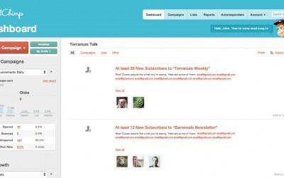 Convert E-mail Design (.psd) to MailChimp Template